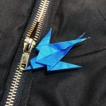 藍銅ツバメ